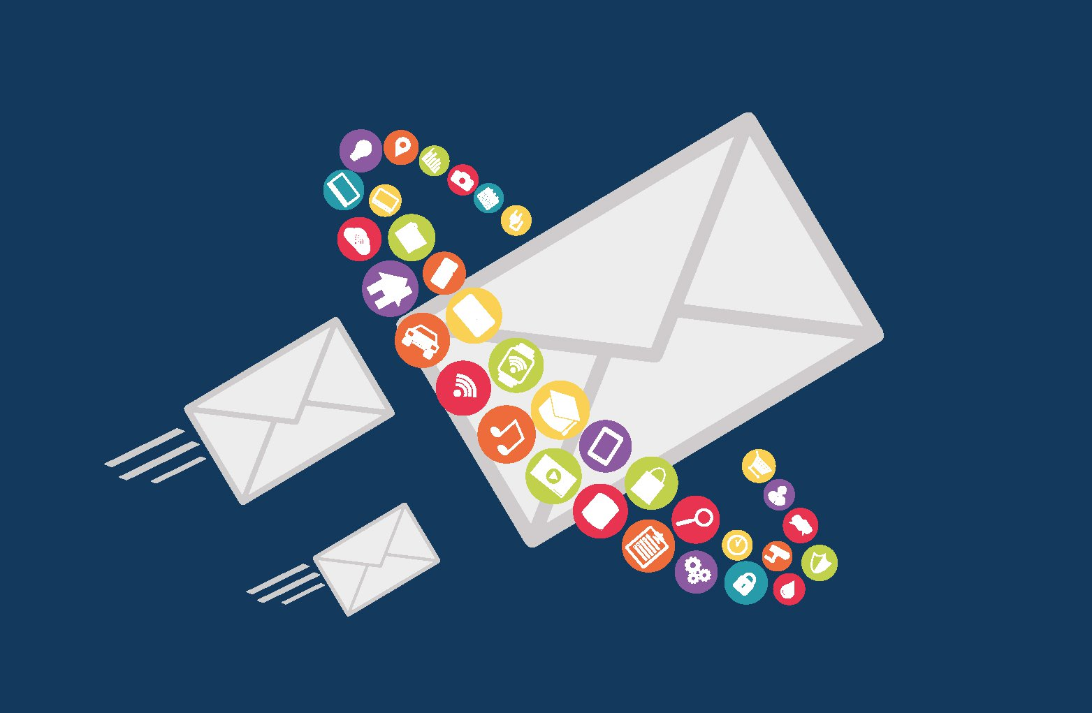 Estas son las distintas formas en que se puede usar el email marketing
