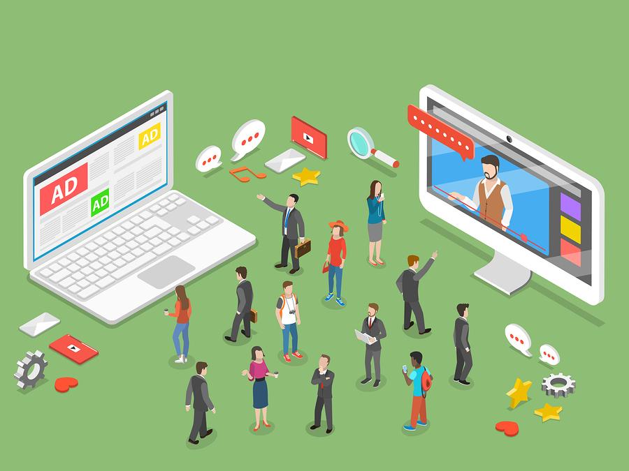 publicidad digital - banners