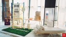 muebles colección Virgil Abloh para Ikea