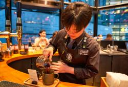 Starbucks en China