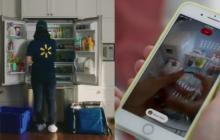 Walmart entregas en refrigerador