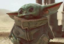 Baby Yoda-Disney