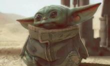 Disney-The Mandalorian-baby yoda