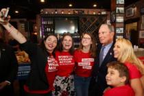 Mike Bloomberg / Imagen: TW Bloomberg