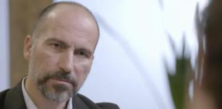 Dara Khosrowshahi, CEO de Uber.
