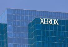 Bigstock. Sede de Xerox en California.