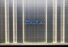 Zara, de Inditex, fundada por Amancio Ortega.