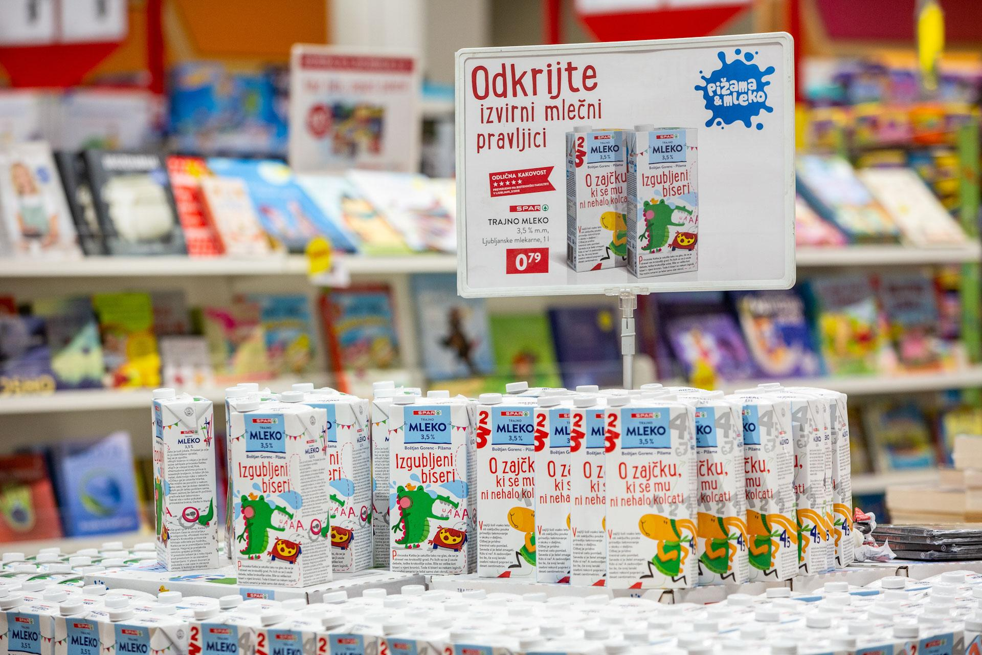 SPAR-Eslovenia-The Milk Book