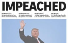 Estados Unidos Impeachment Donald Trump