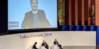 Jack Ma y Masayoshi Son en una imperdible charla en Tokio