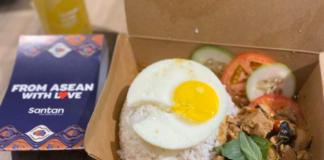 Air Asia Las aerolínea ingresan en el negocio de la venta de comida