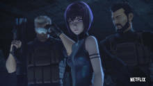 Ghost in the Shell-Netflix-Trailer