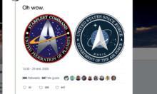 Trump-Star Trek-Space Force