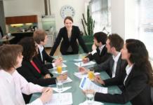 reunión recursos humanos