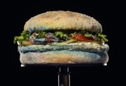 Burger King-The Moldy Whopper