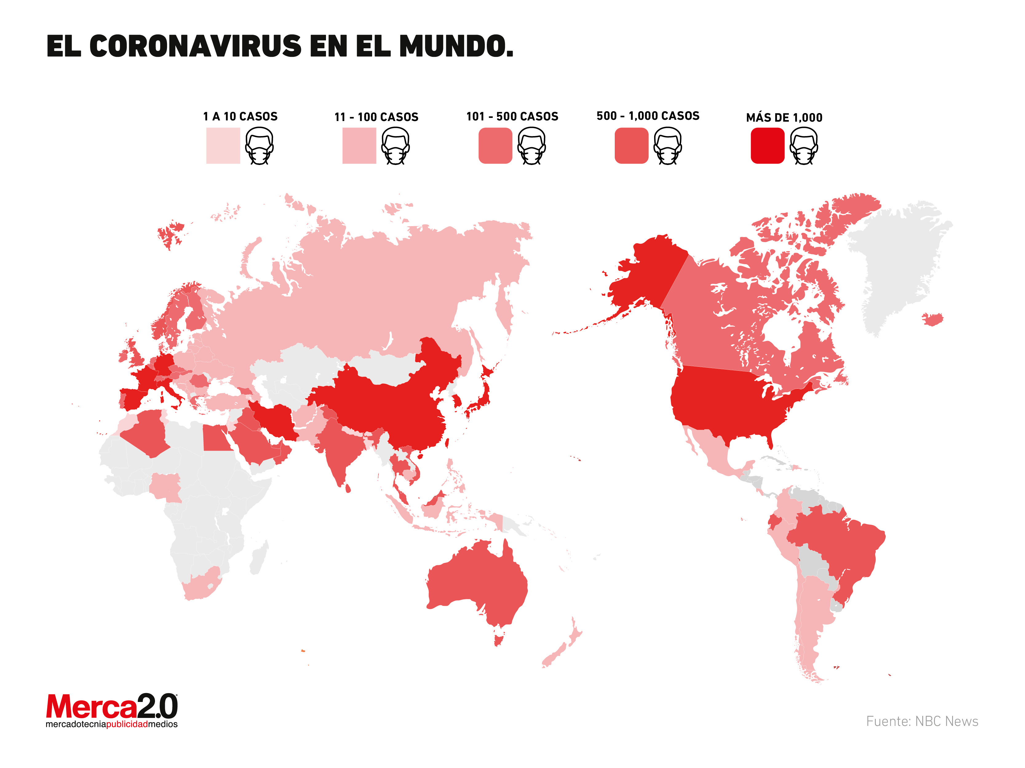 Coronavirus África