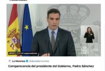 Pedro Sánchez-España-Coronavirus