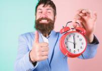 tiempo - Productividad