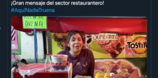#AquíNadieTruena-Dogos La Guera-coronavirus