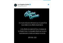 Los Angeles Azules-Martha Avante