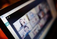 Zoom-videoconference-Bigstock