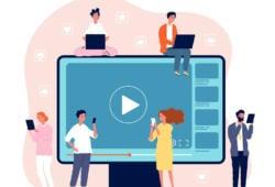 contenido - contenidos en video