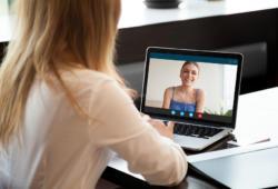 Tips para organizar una reunión de negocios virtual