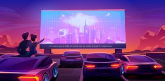Bigstock-Car-Cinema-autocinema-cine