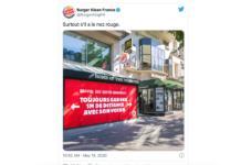 Burger King-Social Distance