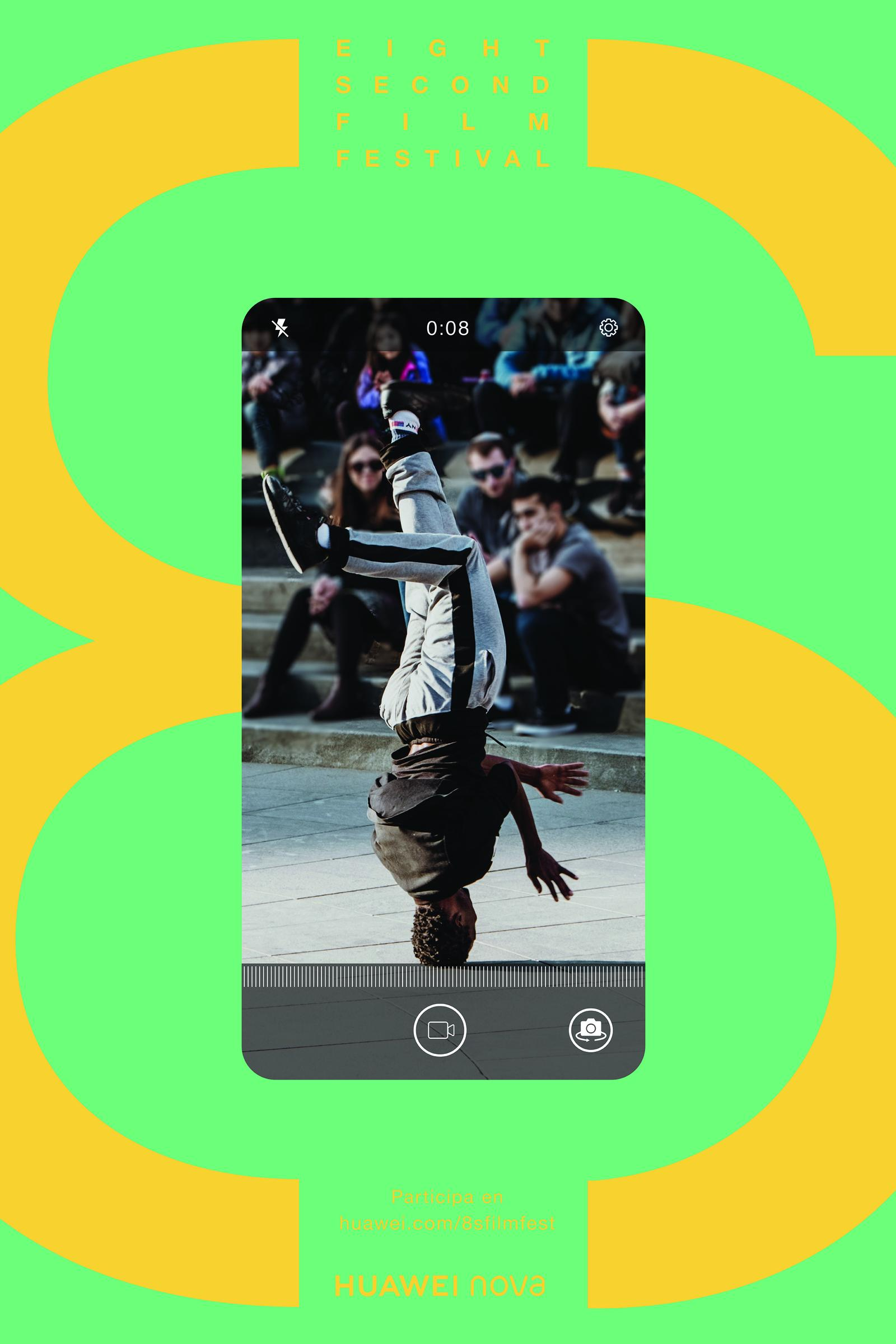 Huawei y el film festival de 8 segundos para conectar con la ...