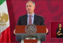 Hugo López-Gatell-Nueva Normalidad