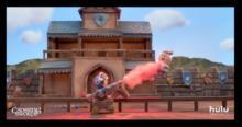 Hulu-Stoopid Buddy Stoodios-Crossing Swords