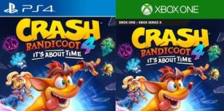Crash Bandicoot-Its About Time