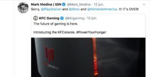 KFC-Console-Gaming