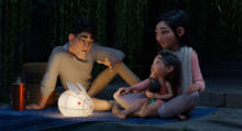 Netflix-Over the moon-trailer