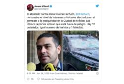 Omar García Harfuch-CDMX-Seguridad Ciudadana