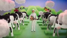 Burger King-Cows Menu