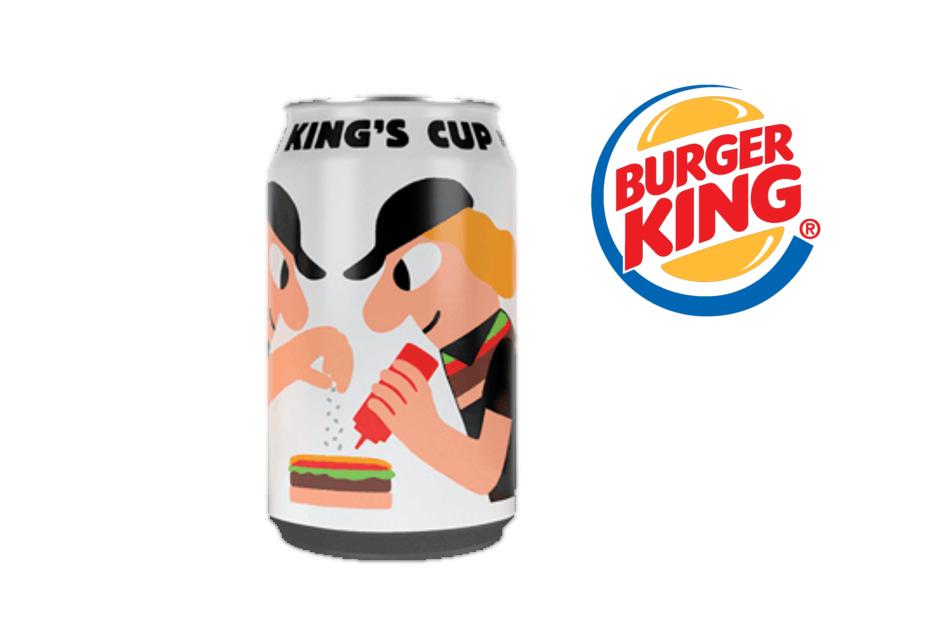 Burger King crea su propia cerveza artesanal