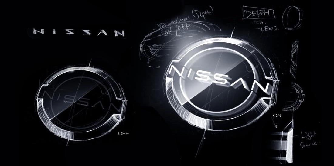 Nissan-nuevo logo