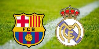 barcelona y real madrid