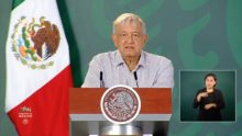 AMLO-López Obrador-sana distancia