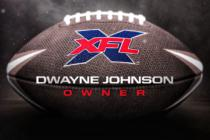 Dwayne Johnson-The Rock-XFL