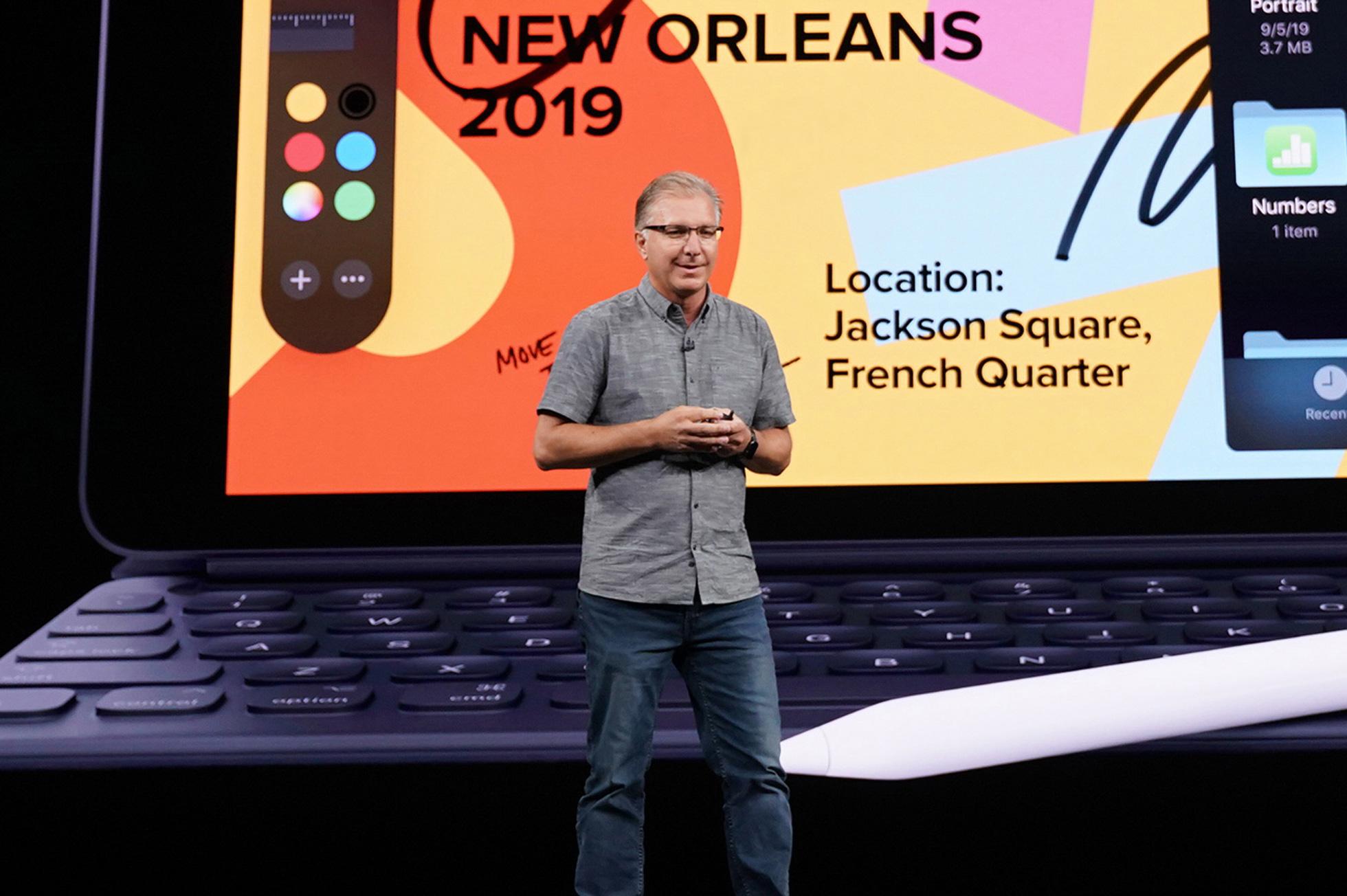 Greg Joswiak-Apple-SVP marketing