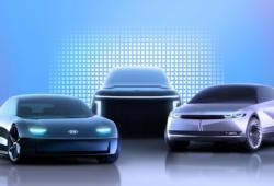 Hyundai ya tiene eléctricos