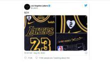 Lakers-Nike-Kobe Bryant