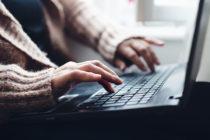 Microsoft-Word-Working-On-Laptop