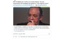Nexos-Héctor Aguilar Camín-SPF