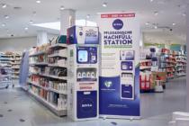Nivea-refill station-Beiersdorf