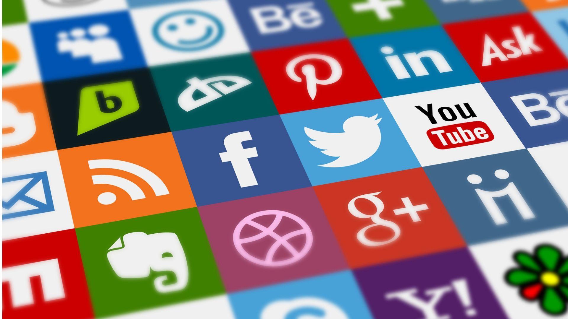 redes sociales instragram twitter