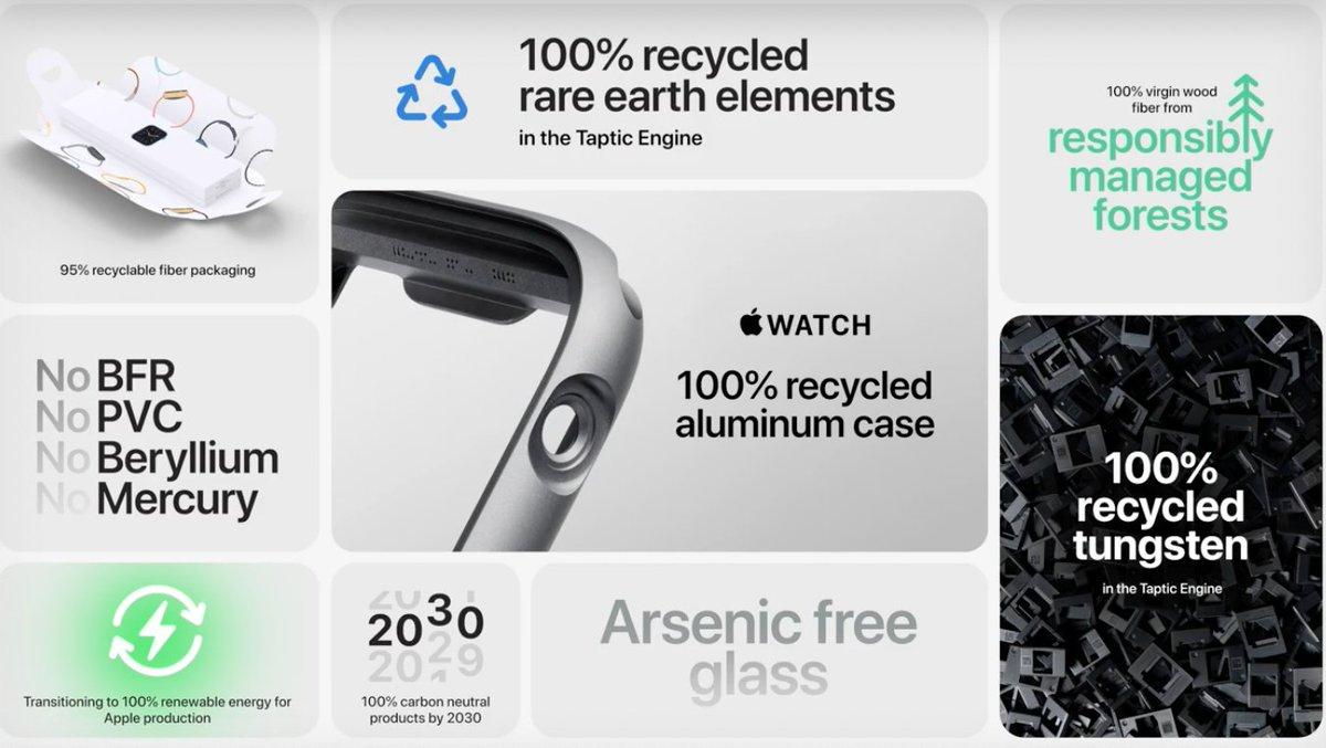 Apple-Watch Series 6-cargador